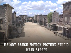 Western Town Filming Location