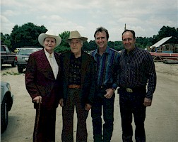 Gene Autry, Paul, Renaud, and Andre Veluzat