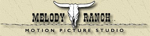 Melody Ranch Western Town Motion Picture Studio