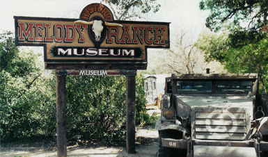 Melody Ranch Studio Museum