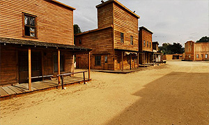 Western Town A